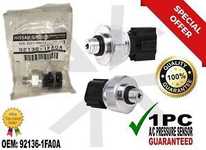 A/C Pressure Sensor Switch for Nissan Altima Maxim 350Z 370Z FX35 OEM 921361FA0A
