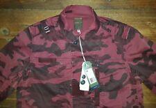 G-STAR Damen Jacke Field Camou Overshirt  Gr:XL NP 149
