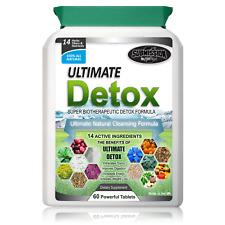 Mejor Colon Cleanse Detox pérdida de peso Fat Burner píldoras Dieta Adelgazar Comprimidos