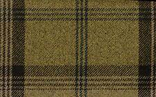 Hunter Wool Effect Thick Tartan Upholstery Curtain Designer Fabric