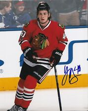 JOHN HAYDEN signed (CHICAGO BLACKHAWKS) Hockey autographed 8X10 photo W/COA #2