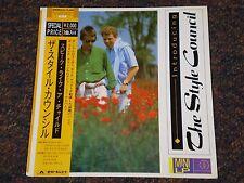 The Syle Council Japan LP OBI Import INTRODUCING Audiophile Vinyl Japanese