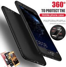ibrida 360° Rigida Cover ultra sottile + Vetro Temperato Cover per Huawei P9 P10