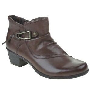 Planet Shoes Comfort Leather TATUM Bark