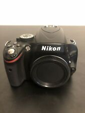 Nikon D D5100 16.2MP Digital SLR Camera - Black (Body Only) Low Shutter: 8473