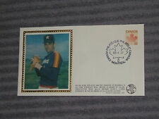NOLAN RYAN- RENATA- All Time Strikeout King (3509) Cachet/Envelope- Apr 27,1983