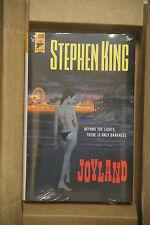 2013 TITAN STEPHEN KING 🖋 SIGNED JOYLAND HCC LTD EDITION 724 HARD CASE CRMES