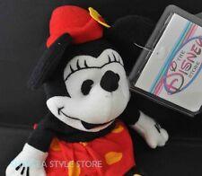 1930s Minnie Mouse Disney Store Bean Bag Toy Tag Mini Tags