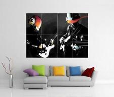 Sciocca PUNK GET LUCKY Random Access Memories Giant WALL ART PHOTO POSTER J207