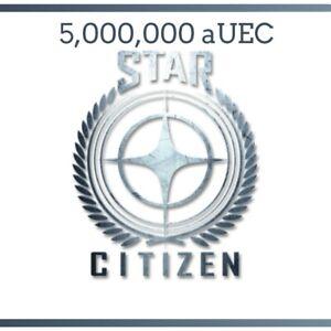 Star Citizen aUEC 5,000,000 Funds Ver 3.13.1 Alpha