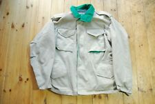 Vintage French Tir Chasse Coton Champ Veste Manteau Brooks & Fox Ltd M