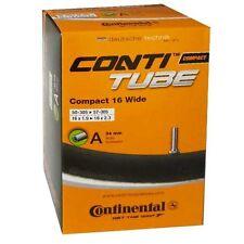 Continental Compact Fahrradschlauch 16 Zoll wide 16 x 1,9 bis 2,3 mit AV