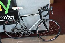 2009 Cervelo RS (Ultegra SL) Carbon Fiber Road Bike XS 48cm 650c Wheels