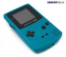 Nintendo GameBoy Color - Konsole #Türkis/Blau/Teal NEUWERTIG