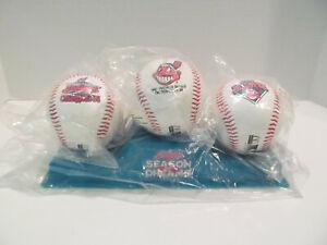 McDonalds Cleveland Indians 1995 Season of Dreams Fotoball Baseball Set 1996 MLB