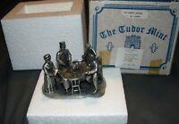 The Tudor Mint - A Christmas Carol The Happy Ending - Pewter #1611 / 5000 w/Box