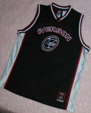 New listing Reebok Limited Edition I3 #3 Iverson (Allen Iverson) Basketball Vest Jersey XL