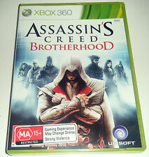 Assassin's Creed Brotherhood - Xbox 360 (Classics Edition)