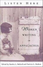 Listen Here: Women Writing in Appalachia-ExLibrary