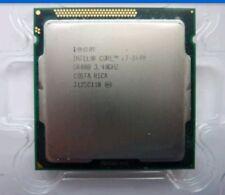 Intel Core i7 2600 3.4 GHz CPU 4 core LGA 1155 pin