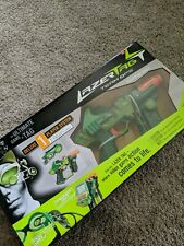TIGER LAZER TAG TEAM OPS DELUXE 1 PLAYER SYSTEM CAMOUFLAGE COLORS 2004 NIB