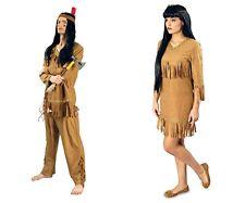Indianer wildlederoptik  Herren  Kostüm NEU