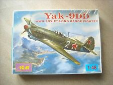 ICM-1/48-#48013- YAK-9DD SOVIET LONG RANGE FIGHTER
