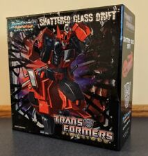 Transformers Collectors Club Shattered Glass Drift Timelines MIB