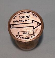 BIRD Electronic Corp Watt Meter Element 100W - 100 - 250 MC (100C)