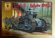 RPM 35060 - 1/35 CZOTG LEKKI Ft-31/PzKpfw 730(f) - NUOVO