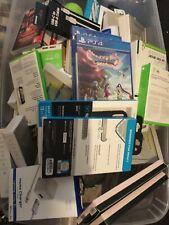 Amazon Customer Returns Lot of 12 items Small Box electronics and shelf pulls
