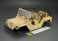Killerbody 1/10 Crawler WARRIOR, Military Desert, RTU all-In #KB48447