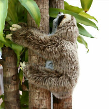 Toys Pillow Doll Sloth Soft Cushion Animal Stuffed Gift Cute Giant Plush