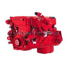 Cummins ISX-15 Remanufactured Diesel Engine Long Block or 3/4 Engine