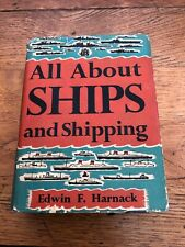 More details for all about ships & shipping ! ninth edition 1952