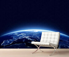 Space Universe Planet Earth Star Wall Mural Wallpaper Picture Self Adhesive 1072