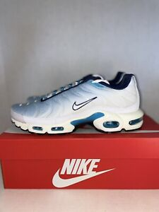 Nike Air Max Plus Sky Blue/White Size 9 Men's NEW!! CZ1651-400