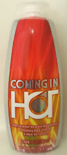 Tanovations Ed Hardy Coming In Hot Tingle Tanning Bed Lotion 10 oz Bottle