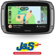 TomTom Rider 550 Premium Sat Nav GPS Motorbike Motorcycle World Navigation J&S