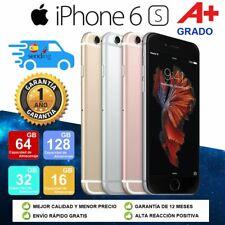 GRADO A+ Apple iPhone 6S 16GB 32GB 64GB 128GB LTE 4G libre Desbloqueado ES