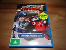 ROARY THE RACING CAR : ROARY TAKES OFF DVD *BARGAIN*