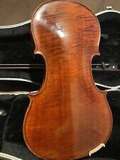 Frederick A Strobel Violin