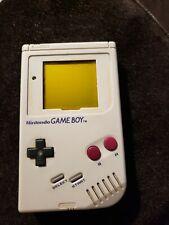 Original nintendo gameboy with Tetris