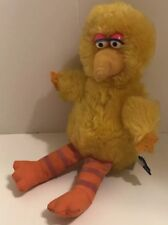 Applause Plush Mini Big Bird Sesame Street Stuffed Animal Soft Toy Yellow