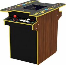 New ListingArcade1up Pacman 40th Anniversary 10 Games in 1 Full Size Cocktail Table