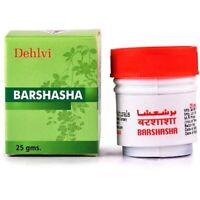 Unani Dehlvi Barshasha 25 gm Free Shipping