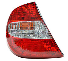 Tail Light for Toyota Camry 09/02-08/04 New Left 36 Series 02 03 04 Rear Lamp
