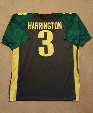 #3 Joey Harrington football jersey XXL NIKE Oregon Ducks bowl game NCAA vintage