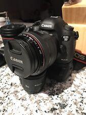 Canon 5D Mark III + Lenses