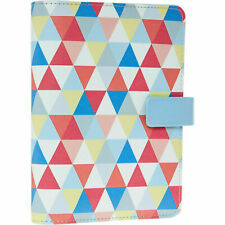 FILOFAX Colourful Geometric Personal Organiser , Any Year diary, new